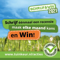 Doe mee aan de Schrijf & Win actie